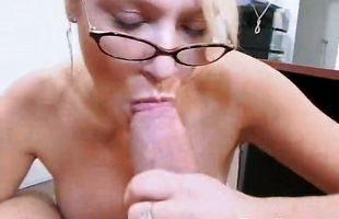 Wanton girlie Angel wants her cunt to be smashed