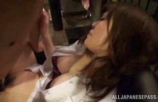 Startling mature darling loves to be fucked from the back