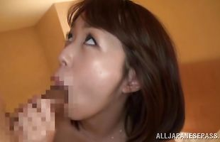 Chick Yuki Mizuhoshi is ravishing and always ready for fucking