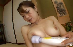 Wonderful Norika Minami who's too damn horny to fuck