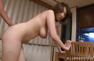 Fucking her horny Mio Takahashi's cuchy like there's no tomorrow