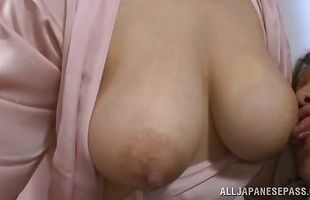 Mature Mio Takahashi is a extraordinary that loves wild sex