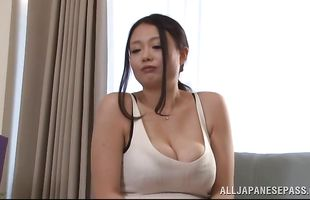 Stud found beauty Nachi Kurosawa a dissolute to smashed hard