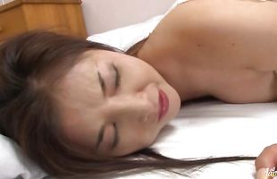 Savory mature babe Chisa Kirishima is fucking mate she likes a lot like crazy