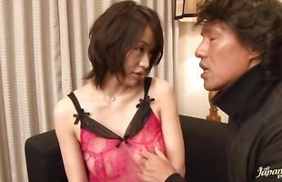 Savory mature Kaede Niiyama with large tits gets plowed for all she is worth