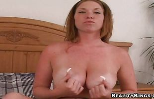 Voracious Courtnie sure knows how to ride a cock