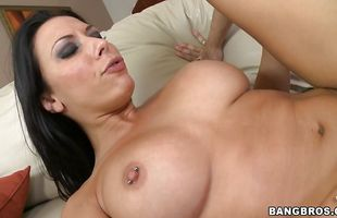 Stranger and sinful mature hottie Rachel Starr are recording each other fucking and sucking