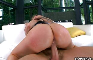 Mature Abbey Brooks with huge tits is a lusty that loves being fucked