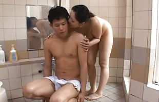 Night full of passion with a hot sweetheart Ayane Asakura