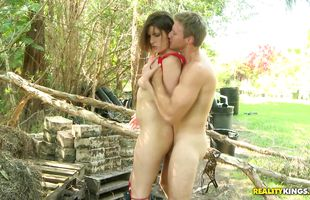 Brutal playmate plows exquisite Lexii Sweet wildly